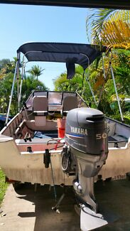 Boat @trailer for sale Goondi Bend Cassowary Coast Preview