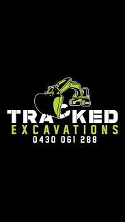 Tracked Excavations