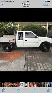 Holden  rodeo space cab extra cab  01 tray ute Cromer Manly Area Preview