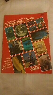 Used, Padi, the encyclopedia of recreational diving . Diving, Paperback Book for sale  Shipping to South Africa