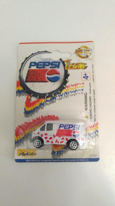 Pepsi Team Die Cast Metal Special Edition Toy Truck