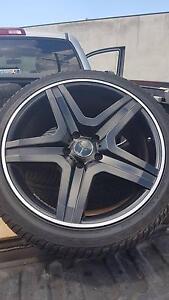 Mercedes wheels 21inch Maroochydore Maroochydore Area Preview