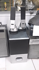 Altec lansing computer speakers price drop was $99 now $20 Shailer Park Logan Area Preview