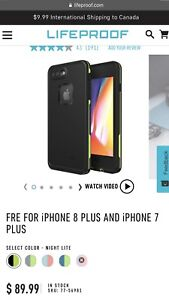 Lifeproof Fre For IPhone 7 Plus & 8 Plus