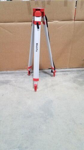 AdirPro Survey 5/8-11 Surveyors Aluminum Tripod New