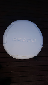 Prado 120 series spare wheel cover Wyee Point Lake Macquarie Area Preview