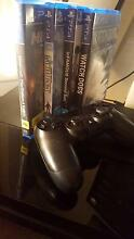 PS4 500GB Black WIth controller and Games Melville Melville Area Preview
