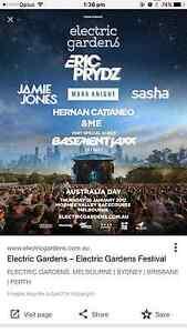 Electric Garden Festival Sydney City Inner Sydney Preview