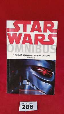 B288 Star Wars Omnibus Dark Horse - X-Wing Rogue Squadron Vol Volume 3