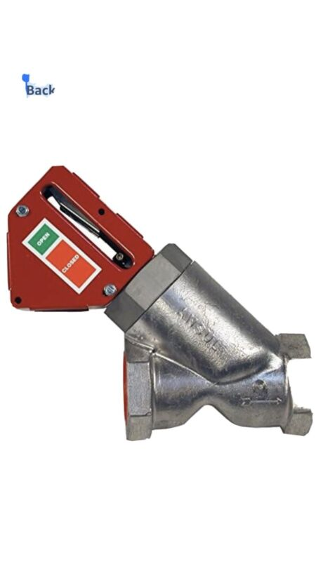 ansul gas valve 2 inch