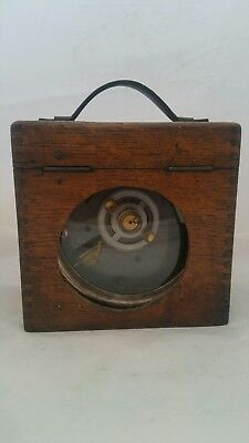 Imperator Toulet Automatic Timing Clock Racing Pigeon Clock Wooden Case