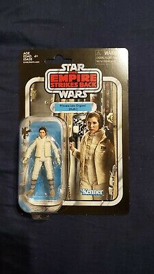 "Princess Leia Hasbro Star Wars Kenner The Vintage Collection 3.75"" inch 2019"
