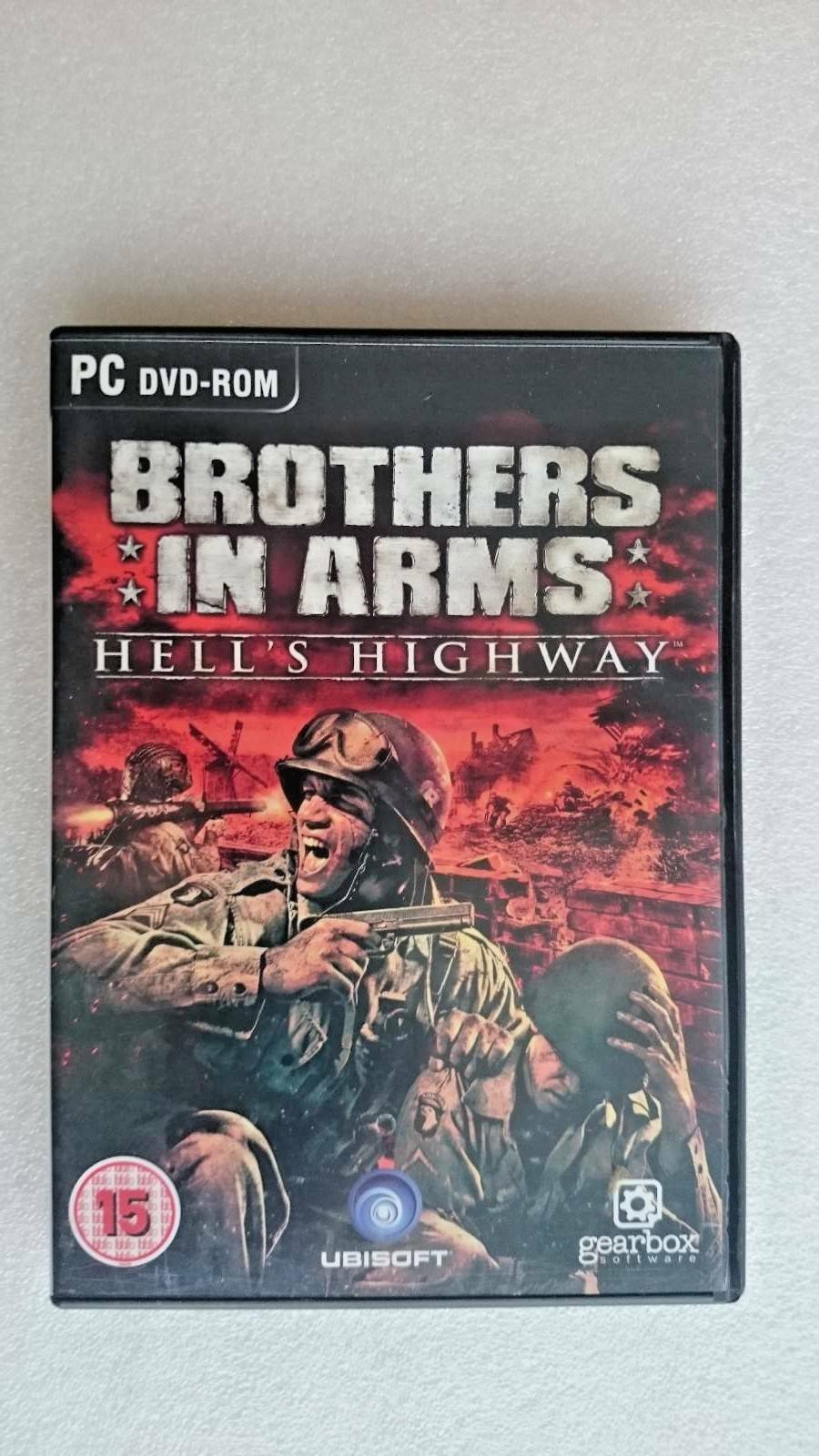 Brothers in Arms: Hell's Highway (PC: Windows, 2008)