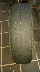 """Tyres x2 Used 15 """" 195 suite Vans Cecil Hills Liverpool Area Preview"""
