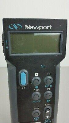 Newport 840-c Optical Power Meter