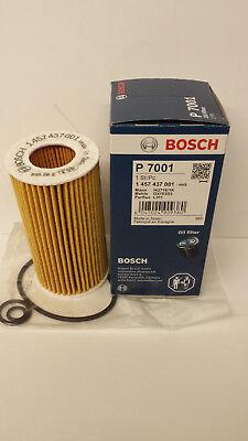 Mercedes C200 C220 C270 CDi  Diesel Genuine Bosch Oil Filter 1999-2007