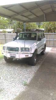 1997 80 series Toyota Landcruiser