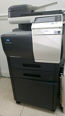 Konica Minolta Bizhub C3350 Low Counter - Print Copy Scanner Fax