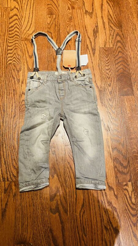 Baby Boy Jeans, Size 18-24 Months