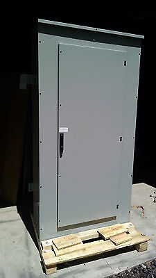 Siemens 1200amp 480277 Nema 3r Circuit Breaker Panel Board 60 Or 90