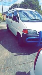 1996 Mitsubishi Express Van/Minivan Caulfield Glen Eira Area Preview