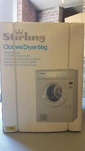Cloths dryer 6kgs auto reversing sensor dry brand new in box Lindfield Ku-ring-gai Area Preview