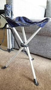 2 camping chairs Essendon Moonee Valley Preview