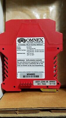 Omnex Ds-odk8 8 Channel 70ma Output Module Assy-2244-01