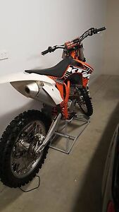 2012 KTM 250sxf Norwood Norwood Area Preview