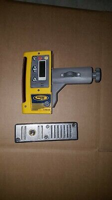 New Spectra Precision Cr600 Laser Level Receiver With Clamp Cr600 New