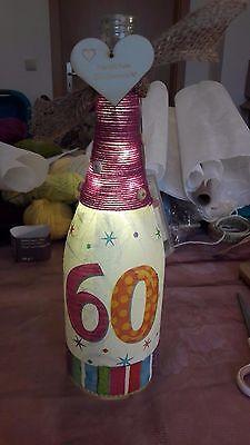 Geschenk zum 40.,50., 60.,70. o. 80. Geburtstag,Dekoration , neu!