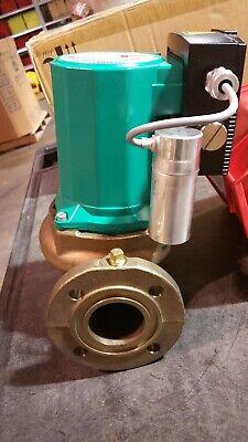 Wilo Topz 2x25 Two Speed Bronze Pump 1ph230v - Part 2088036