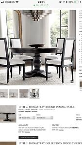 Restoration Hardware Dining Table
