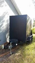8x5 Dual Axle Fully enclosed Box Trailer Chifley Woden Valley Preview