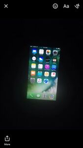 White iPhone 6plus, 16GB with bell/ virgin