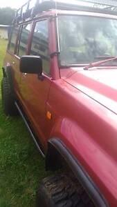 1997 Nissan Patrol Wagon Warwick Southern Downs Preview