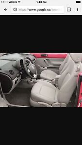 In need of a 04 Volkswagen Beetle heated seat