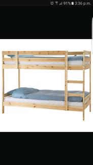 double bed ..IKEA