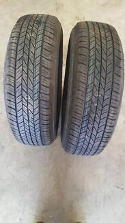 215/60R17 HIGH TREAD SECONDHAND TYRES $75.00 EACH
