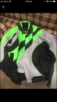 Kawasaki wind breaker motor jacket