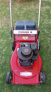 "Rover ""Pedigree"" lawnmower Maddington Gosnells Area Preview"