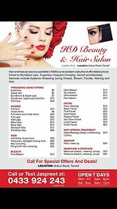 HD Beauty and hair salon Tarneit Wyndham Area Preview