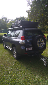 Prado 2011 3 ltr turbo diesel. Rocky Point Cairns Surrounds Preview