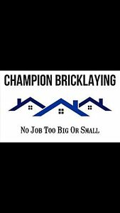 Champion Bricklaying, Professionals in all Bricklaying Needs. Craigieburn Hume Area Preview