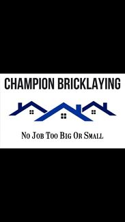 Champion Bricklaying, Professionals in all Bricklaying Needs.