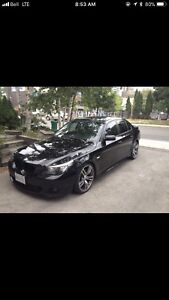 2005 BMW 525i M PACKAGE