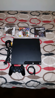 Ps3 and games 125 ono