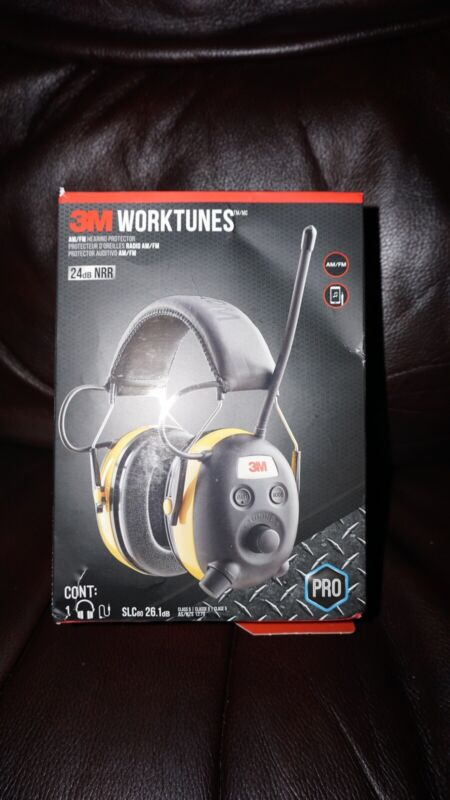 WorkTunes AM/FM Hearing Protector
