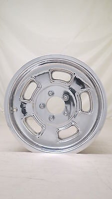 American Rebel Mfg 15x4.5 Sprint Wheel, Ansen Gasser Halibrand Speedway Hot Rod