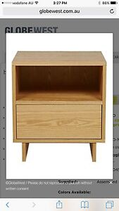 2 x Brand New In Box GlobeWest Bedside Tables Scoresby Knox Area Preview